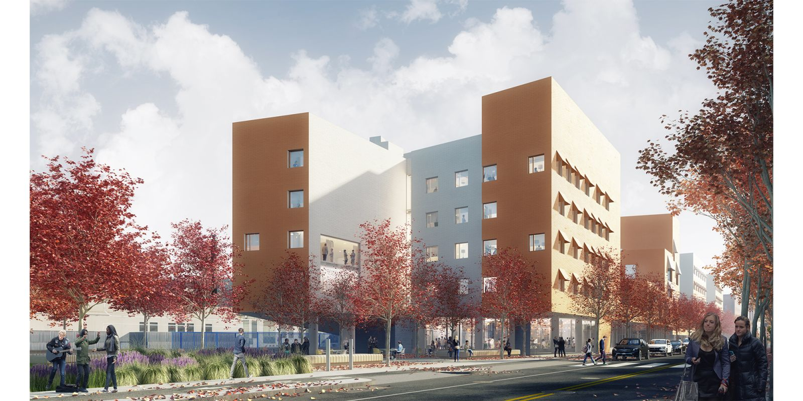 As Construction Begins On The Next Generation Vassar Street Home For MIT  Undergraduates, Lead Designer And Architecture Lecturer Michael Maltzan  Shares His ...