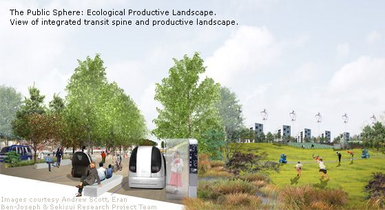 a systems approach to sustainable community design mit school of